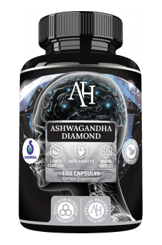 Recommended Ashwagandha supplement - Apollo Hegemony Ashwagandha Diamond